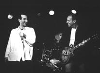 Eric & Peter jam at The Mercury Lounge NYC